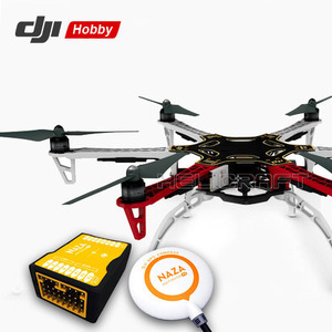 [DJI] F550 kit + NAZA-M V2 Combo Set